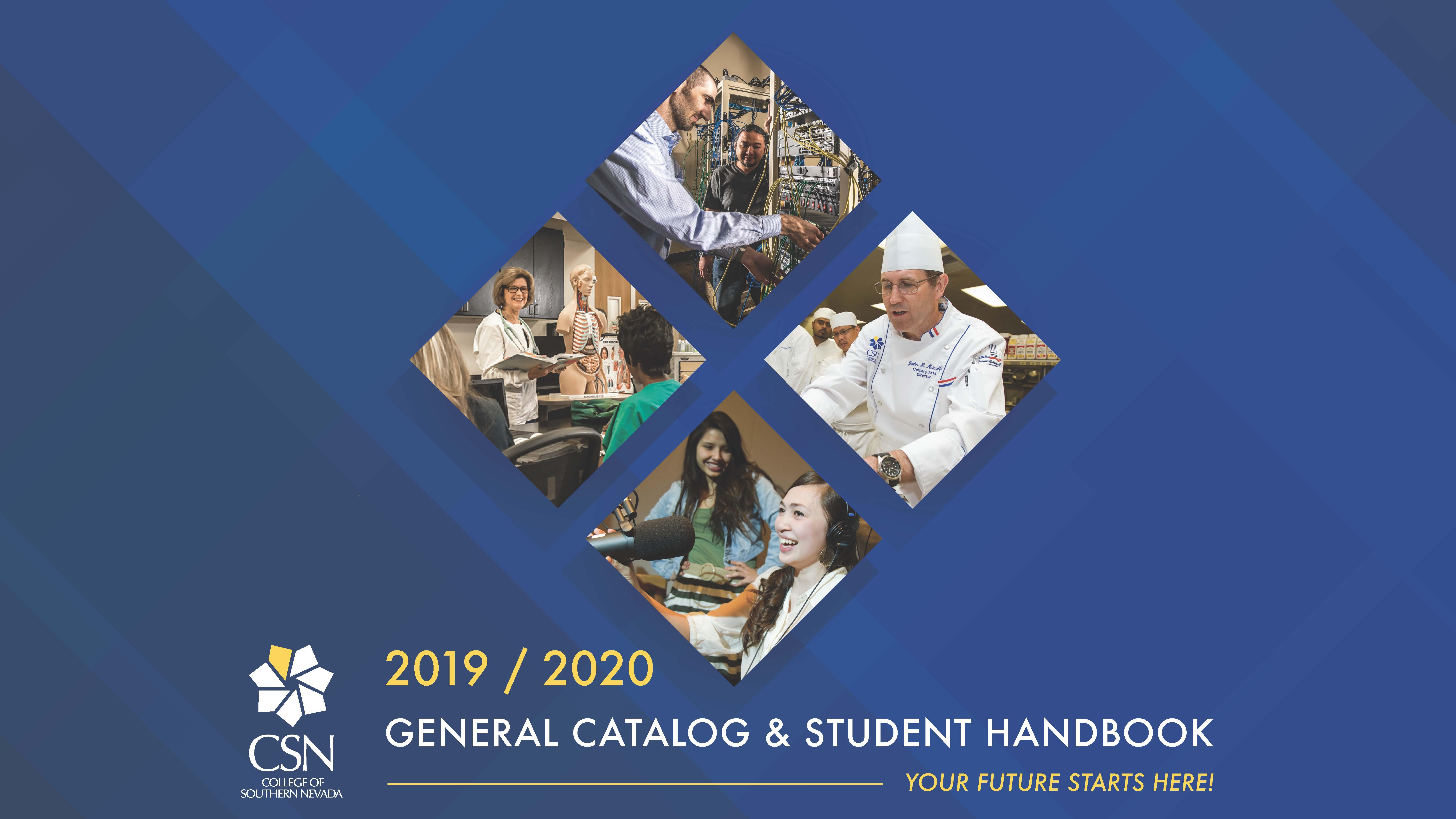 Csn Calendar 2020 College of Southern Nevada   Acalog ACMS™